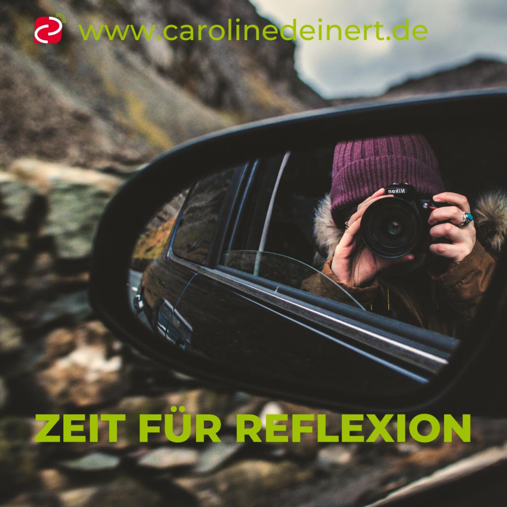 Reflexionsfragen - Caroline Deinert - Coaching Hypnose